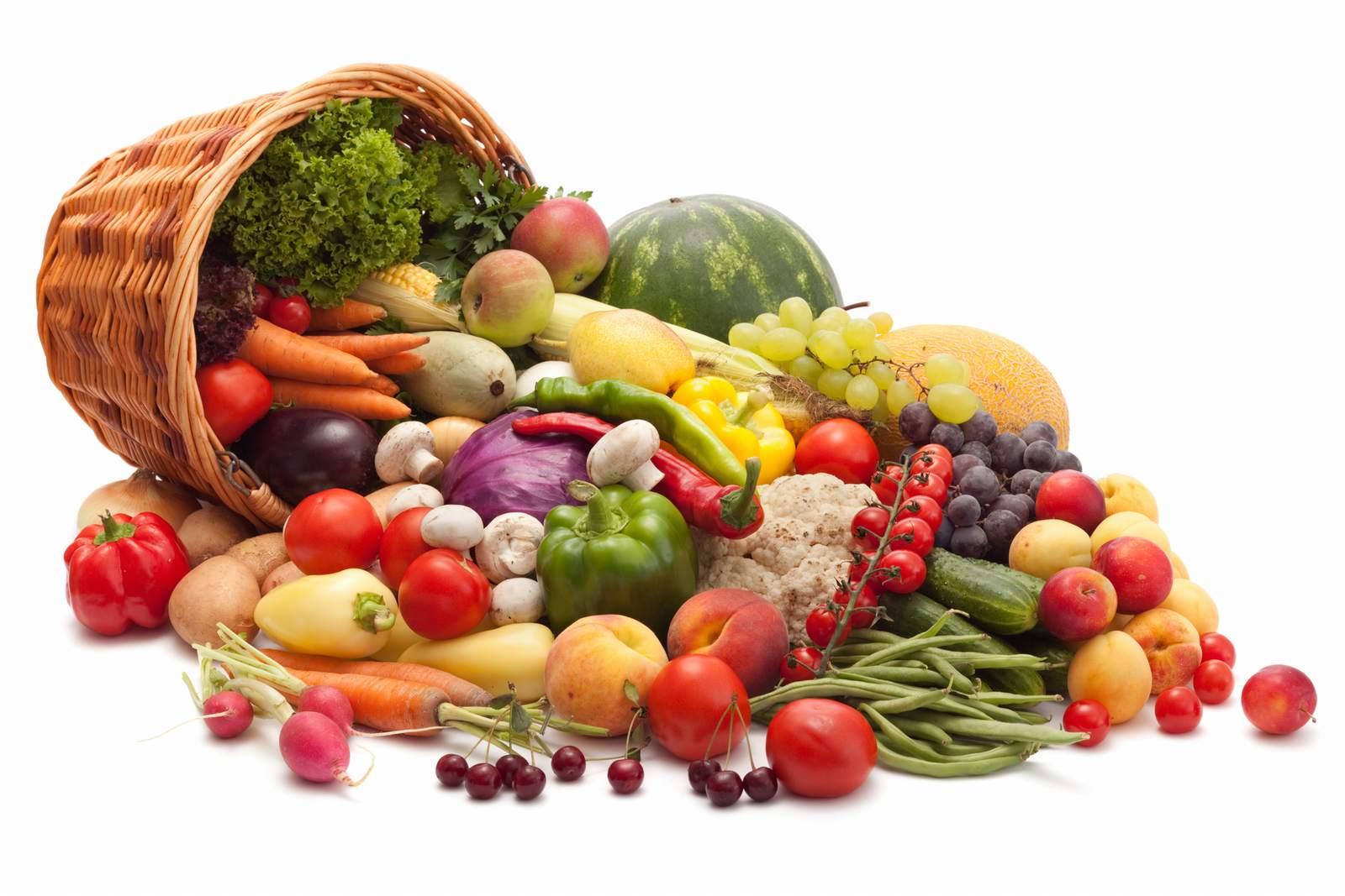 alimentos naturales ricos en vitaminas