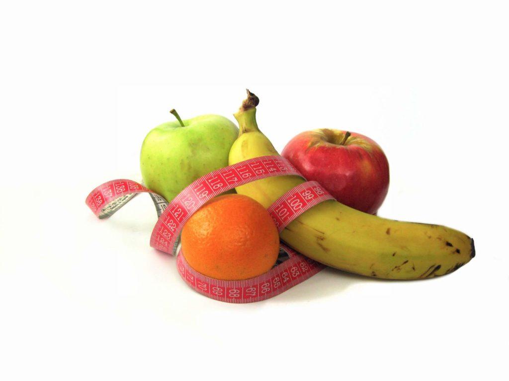regimen y cura a base de frutas