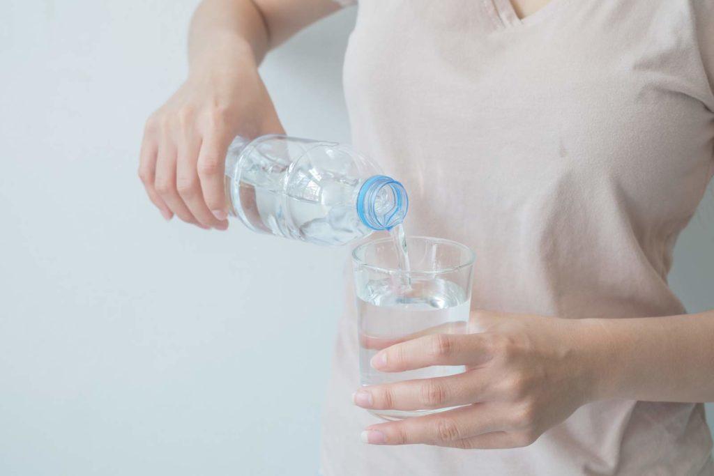 porque tenemos sed de agua