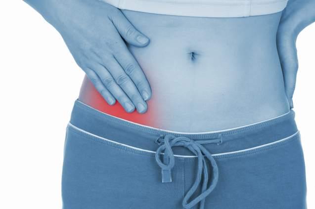 dolor de apendicitis cronica