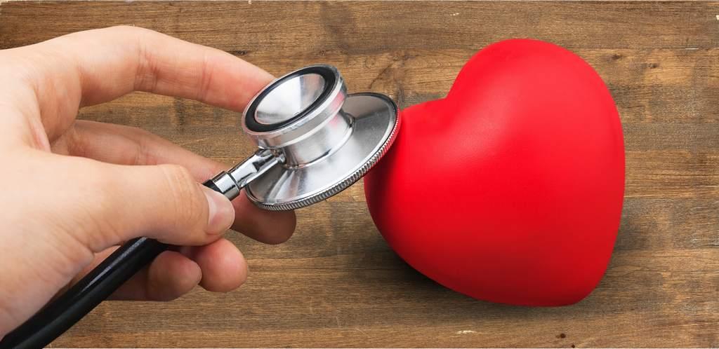 Estetoscopio corazon